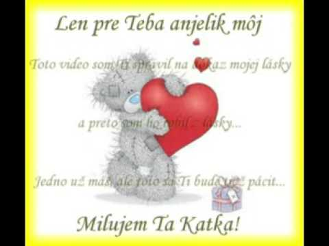 478b33f96 Milujem Ta Láska Moja - I Love You ! 2 - YouTube
