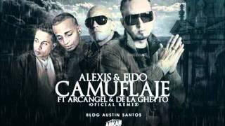 CAMUFLAJE REMIX(alexis y fido ft arcangel y de la guetto) by hernan.wmv