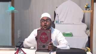 Introduction of 3 Important Books On Salafi Aqeedah & Manhaj, Workshop By Shaikh Muaaz Umeri P-1