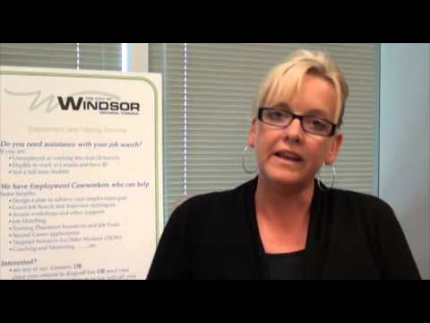 Windsor Employment And Training Services Resource Centre