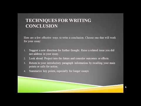 Drafting  Revising Essays - YouTube