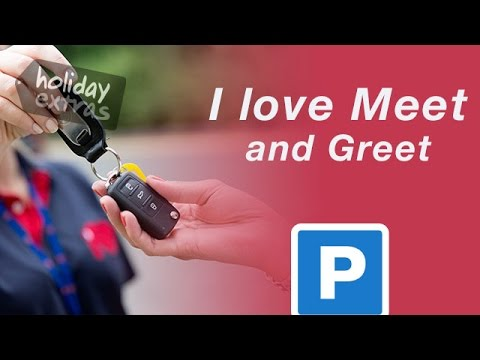 Gatwick i love meet and greet parking holiday extras youtube m4hsunfo