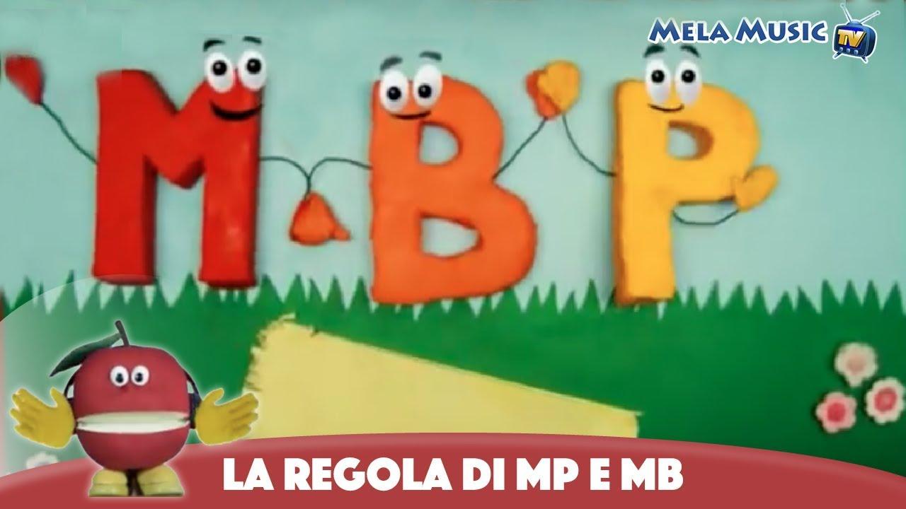 La regola di mp e mb racconto per imparare la grammatica for Parole con mp per bambini