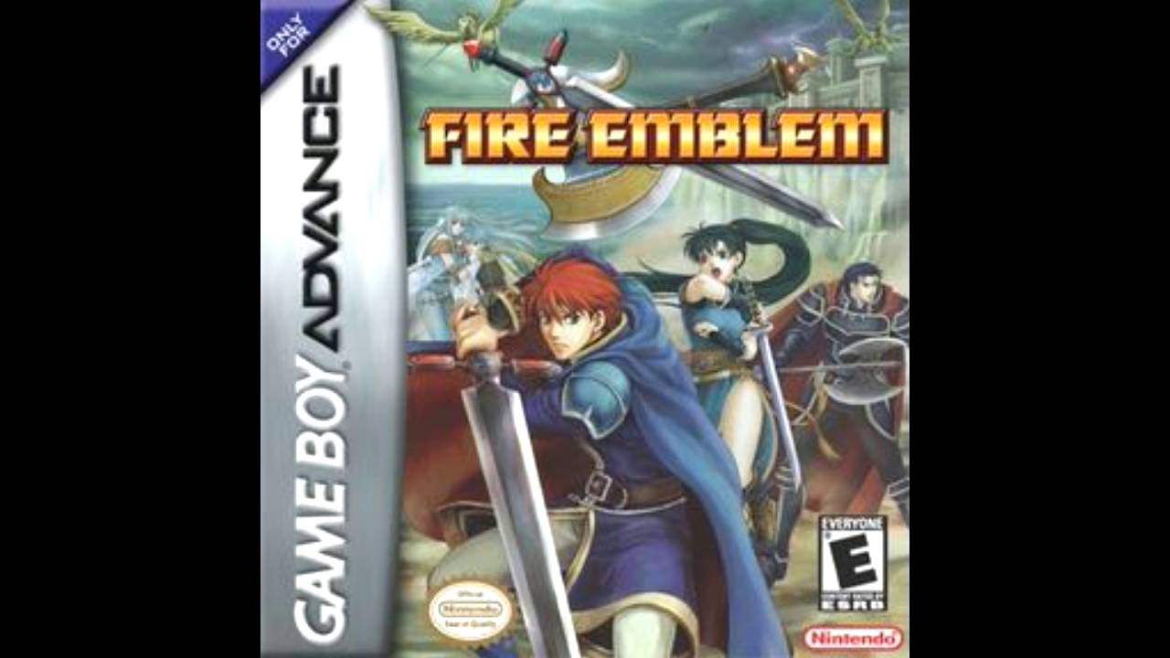 Fire Emblem ROM Free Download for Gameboy Advance
