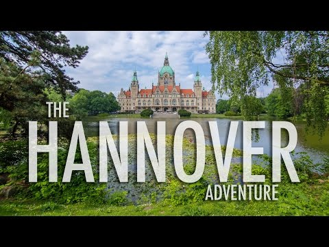 The Hannover Adventure - River Surfing fail (Hanover, German