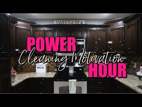 *NEW POWER HOUR FAIL-STAY AT HOME MOM CLEAN WITH ME-CLEANING MOTIVATION 2019-CLEANING ROUTINE