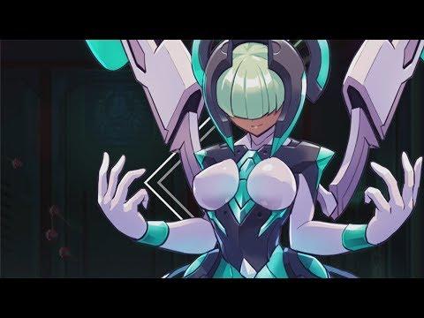Gunvolt Chronicles: Luminous Avenger IX - All Bosses [No Damage/Prevasion/Skills/EX Weapons]