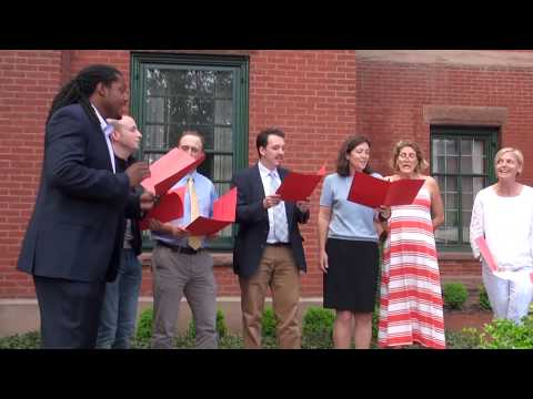 'We Can't Stop!' - A Cappella, L'ville Faculty & Friends