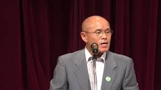20180901 桜井勝延前相馬市長、渾身のアピール