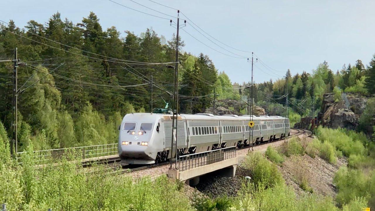 tåg från södertälje till stockholm