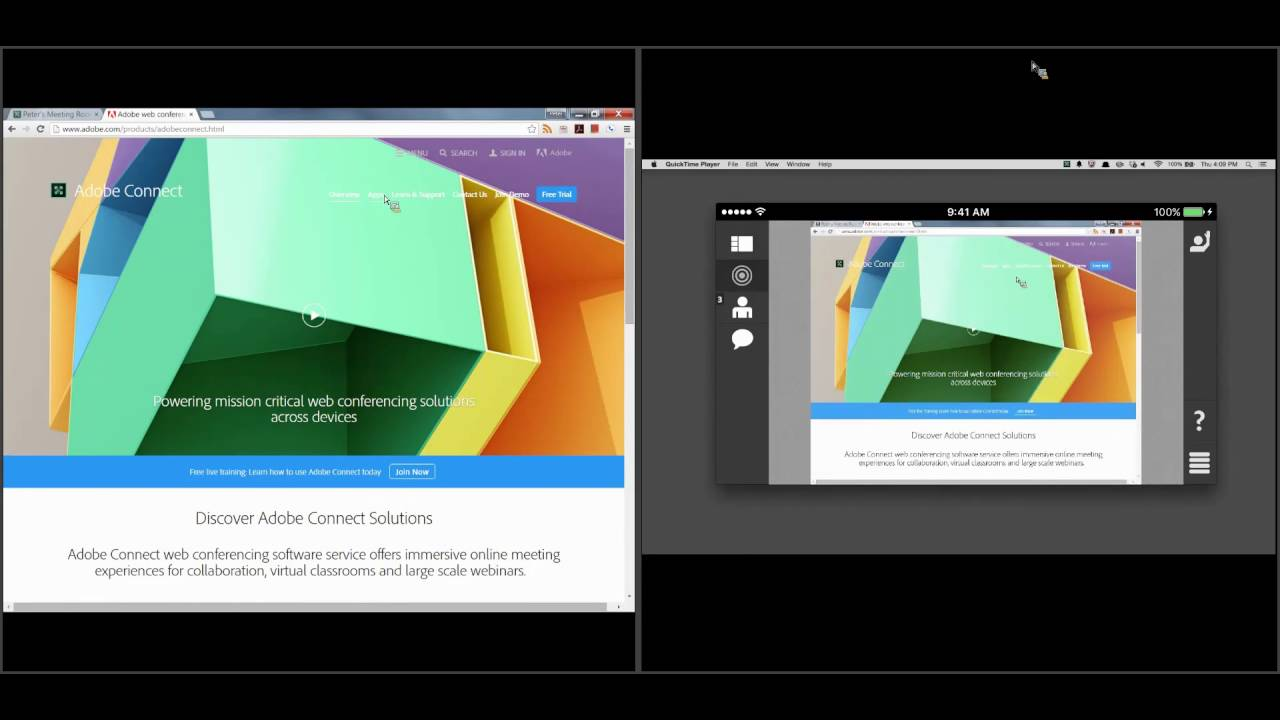 download latest adobe connect 9 meeting add-in for windows