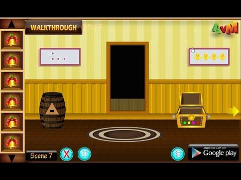 AVM 4 Doors Escape walkthrough AVMGames.