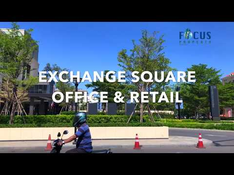 Exchange Square Office and Retail in Phnom Penh, Cambodia