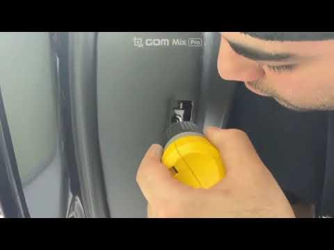 lamborghini gallardo door trim removal#lamborghini #wrapping #diy