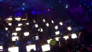 BBC Radio 1 Ibiza Prom. Royal Albert Hall July 2015 ft Pete Tong and Heritage orchestra