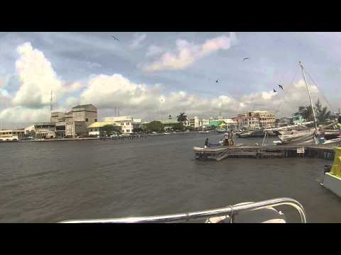 Belize City Water Taxi 3