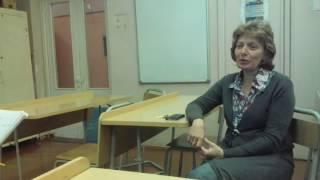 Интервью у учителя биологии школы №342, Синевой Елены Николаевны.
