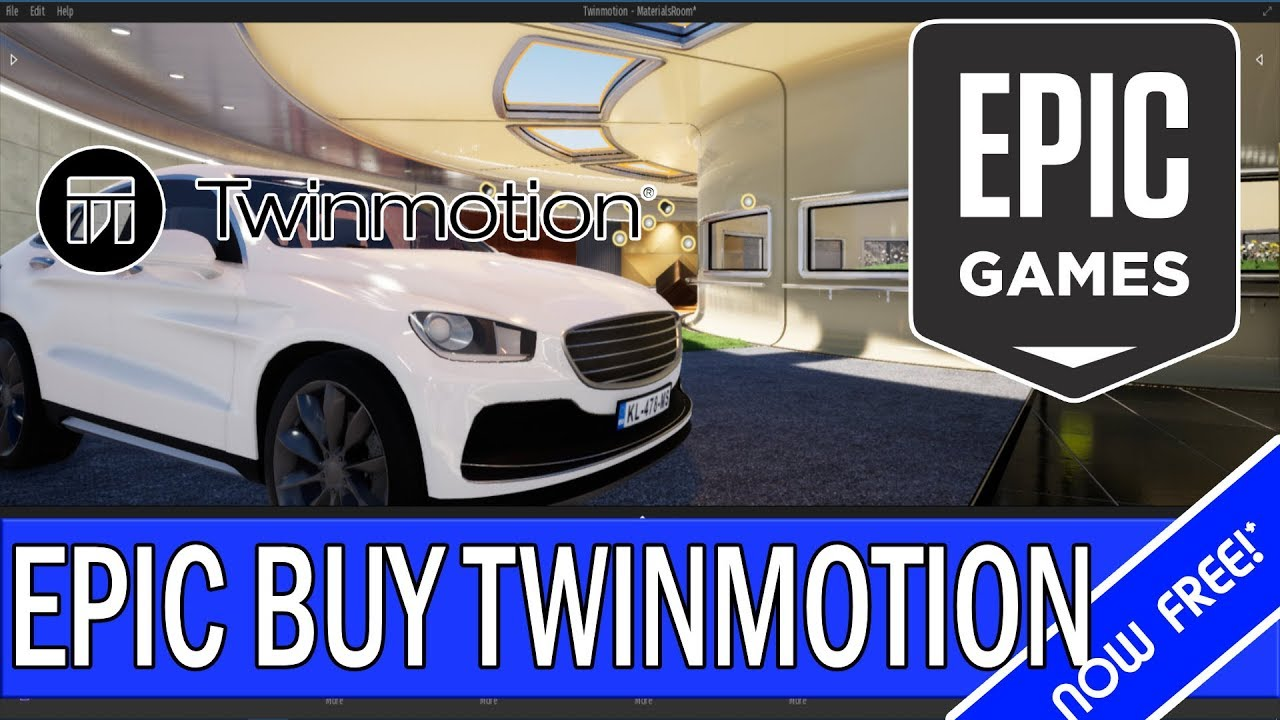 Epic Purchase Twinmotion