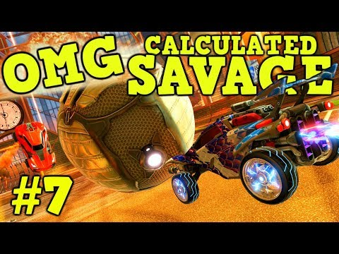 ROCKET LEAGUE: OMG, Calculated, Savage Moments! #7 Best Plays of The Week: Goals, Saves & More thumbnail