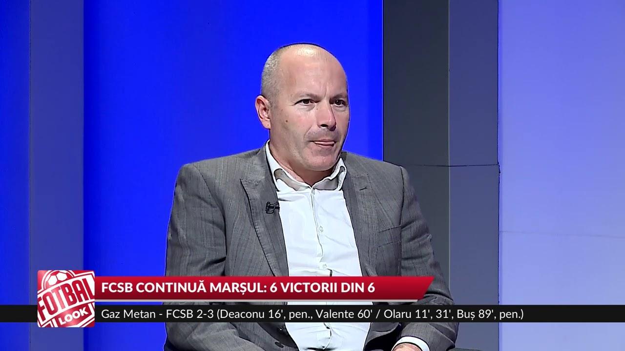 Fotbal Look: FCSB continuă marşul în Liga 1