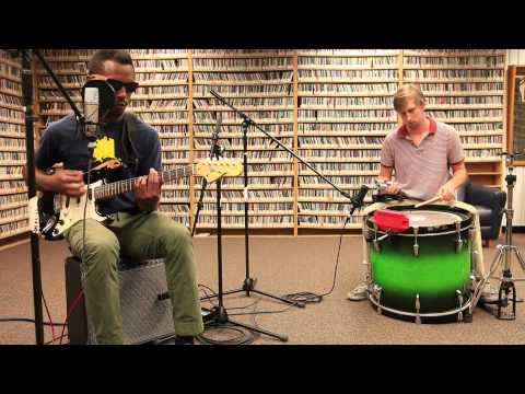 Peter Baldwin- Hurricane (Live! on WPRK's Local Heroes)