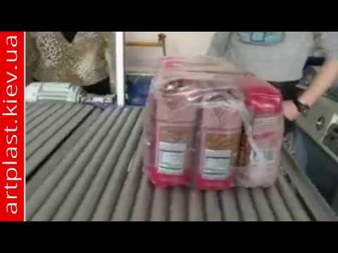 Термоусадочная пленка для продуктов и товаров