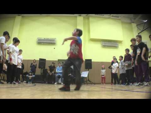 Брейк Лига Одесса 2016  Street Effect  vs  Sugar Rock