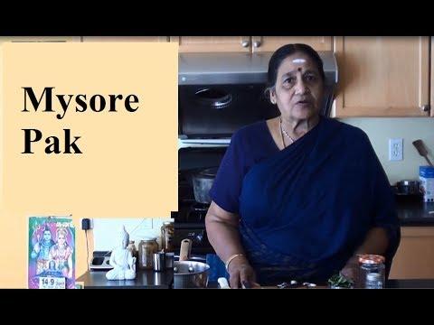 Mysore Pak in Tamil thumbnail