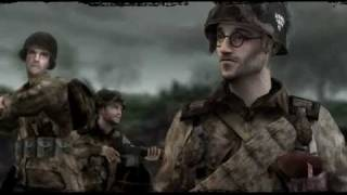 Brothers in Arms: The Road to Hill 30 (Прохождение by G_GodA) Часть 1
