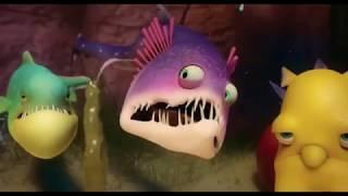 Phim hoạt hình chiếu rạp hay nhất   Biệt Đội Biển Xanh   lồng tiếng HD