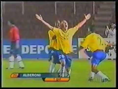 Gols de Alberoni