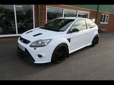 SOLD 2009 Ford Focus RS For Sale in Louth Lincolnshire