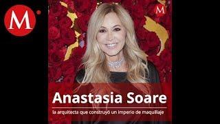Anastasia Soare, la arquitecta que construyó un imperio de maquillaje