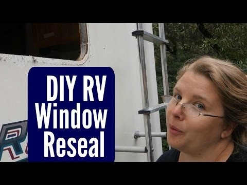 RV Window Seal Shrinking Help: First Time Fixes - Crow Survival