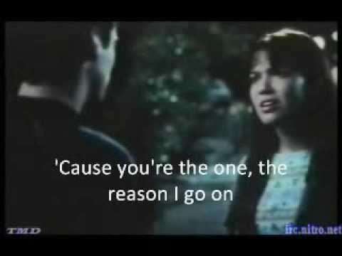 Celine Dion - The Reason I go on (With lyrics) - A walk to remember scenes
