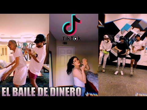 Baile DEL Dinero Tik tok CHALLENGE - Anuel Aa Narcos
