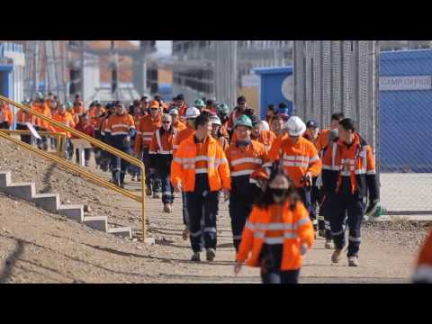 Oyu Tolgoi: Made in Mongolia - February 2017
