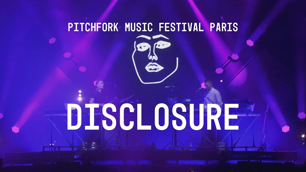 Disclosure pitchfork