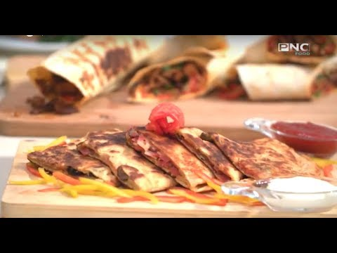 فطيره الطاسه للفطار وبطاطس بيشاميل وتانتوني تركي | محمد حامد | المطعم