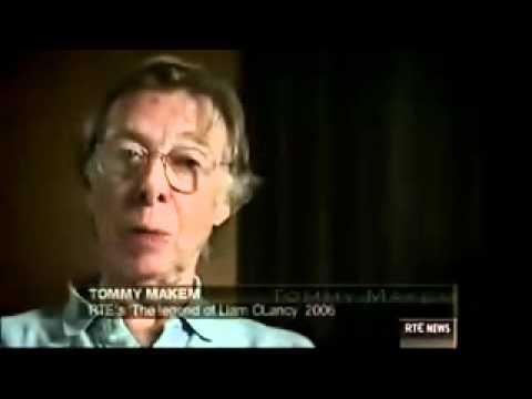 Death Of Tommy Makem On RTÉ News