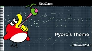 Birds And Beans - Pyoro's Theme: Piano Cover