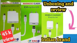 erd charger fast and best 1Amp,2.4Amp,2.4 dual usb