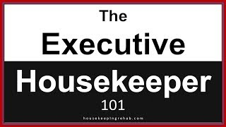 Housekeeping Training - How to Manage Quality Control