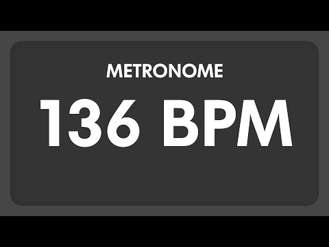 136 BPM - Metronome