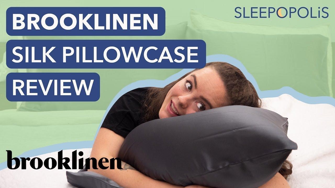 brooklinen natural down pillow review