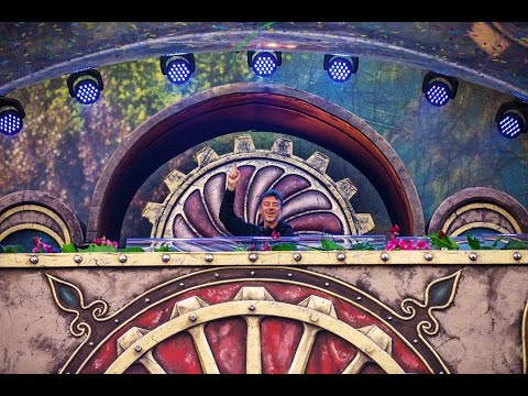 TomorrowWorld 2015  Benny Benassi