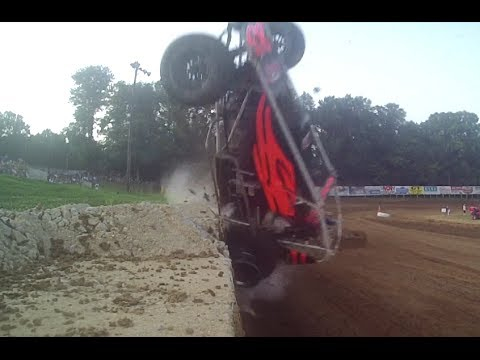 Replay XD: Sprint Car Thrills and Spills