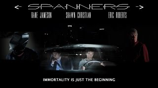 Spanners  A SciFi Film noir starring Shawn Christian and Eric Roberts