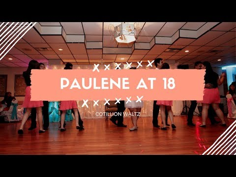 Paulene at 18 | Cotillion Waltz