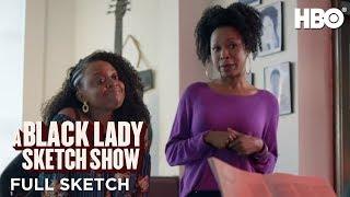 A Black Lady Sketch Show: Purgatory Soul Food (Full Sketch) | HBO